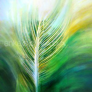 Malere-grün-Blattrispen