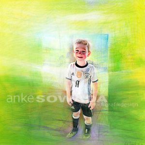 Auftragsmalerei-Kinder-Fritz