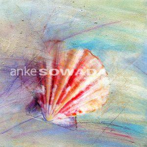 Malerei-Sand-Muschel