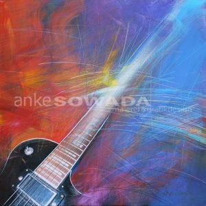 Malerei-Gitarre-Auftragsarbeit-Saitensprung