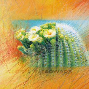 Malerei-Kaktus-Auftragsbild